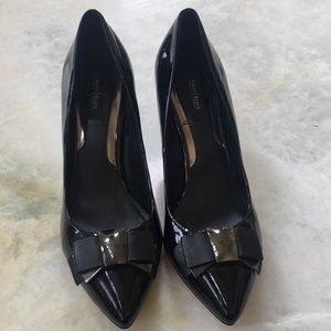White House Black Market Black Heels